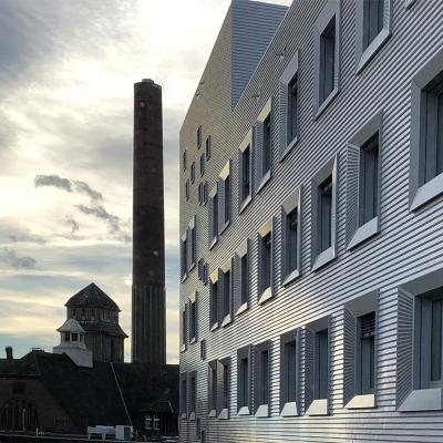 BDC Mannheim - im Bau!